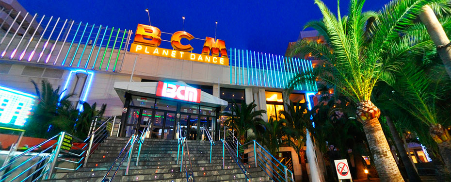 BCM Planet Dance El Arenal