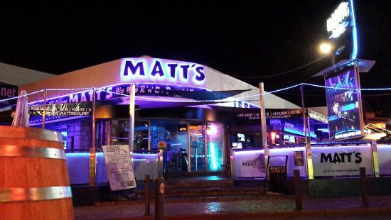 matts bar albufeira