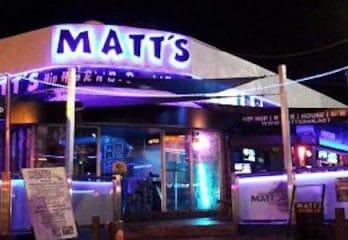matt's bar albufeira