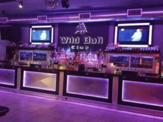 Wild bull club